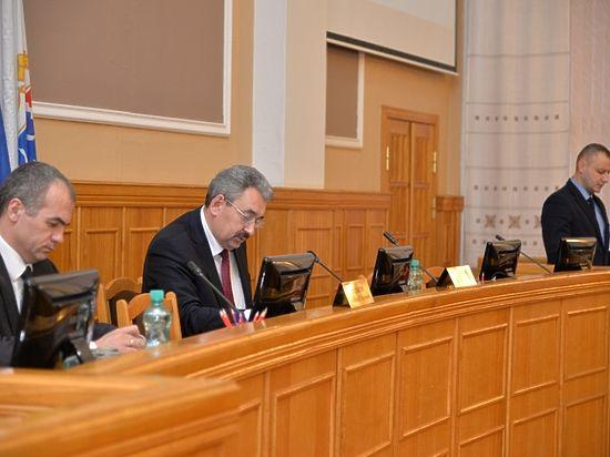 Чебоксарские депутаты приняли городской бюджет на 2016 год