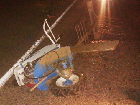 ВЧувашии при столкновении «ГАЗели» имотоблока умер 8-летний ребёнок