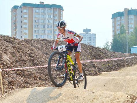 Мордовская велосипедистка вступает вборьбу наОлимпиаде вРио