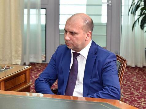 Дмитрий Марков— министр здравоохранения Подмосковья