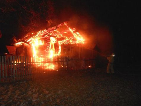 Засутки вЧувашии впожарах погибли двое мужчин