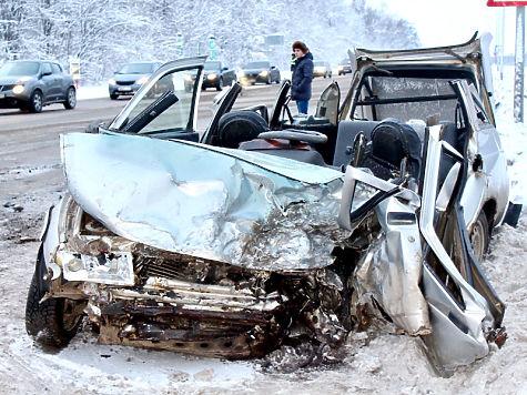 ВЧебоксарах врезультате дорожного происшествия пострадал человек