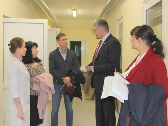 Капремонт детской больницы № 2 в Чебоксарах завершат в мае