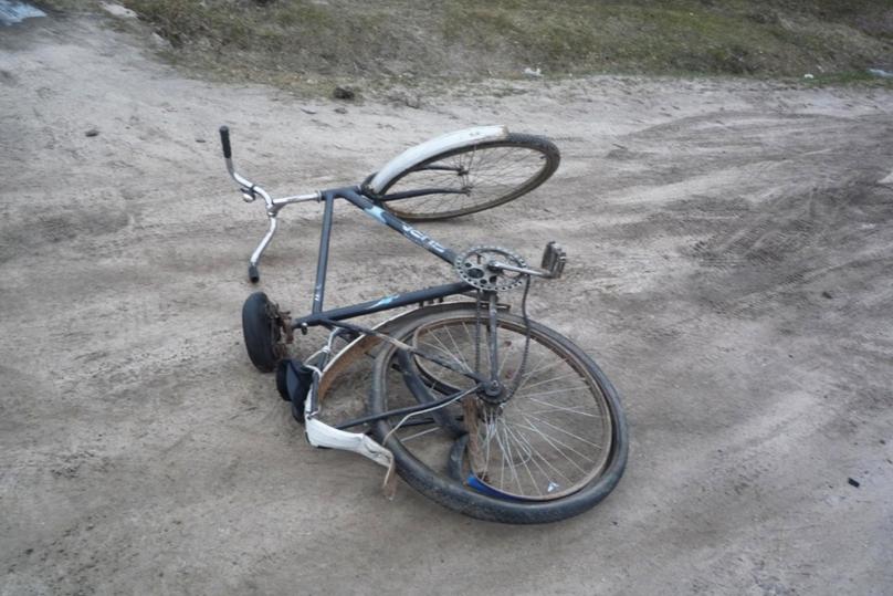 ВЧувашии нетрезвый шофёр сбил велосипедиста