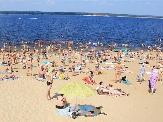 Пляжный сезон вЧебоксарах стартует с1июня