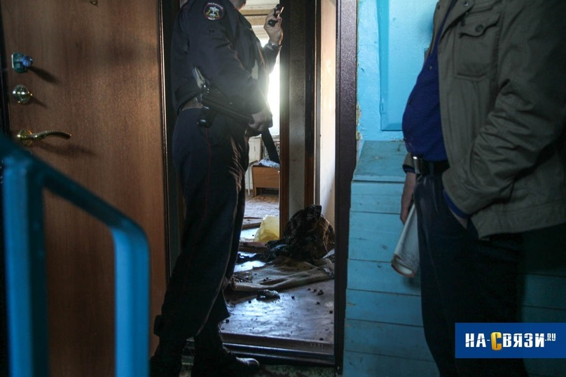 Вдоме наУниверситетской произошел взрыв, врезультате которого пострадал мужчина