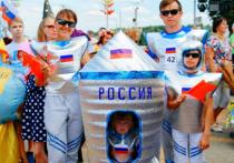 «Аистенок» собрал чебоксарцев на Красной площади
