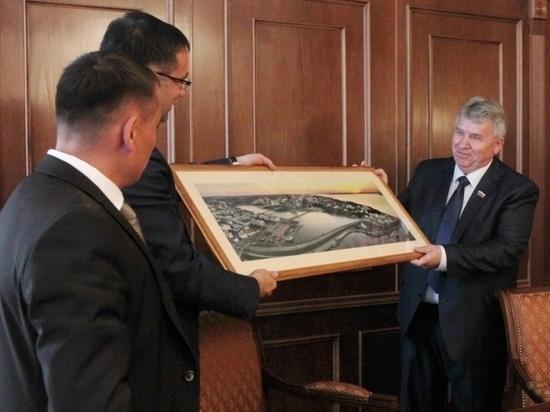 Чебоксары и Ульяновск стали  городами-партнерами