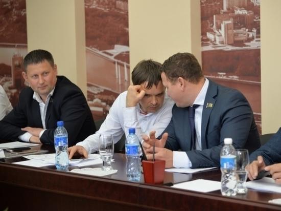 Состоялось заседание президиума ЧГСД