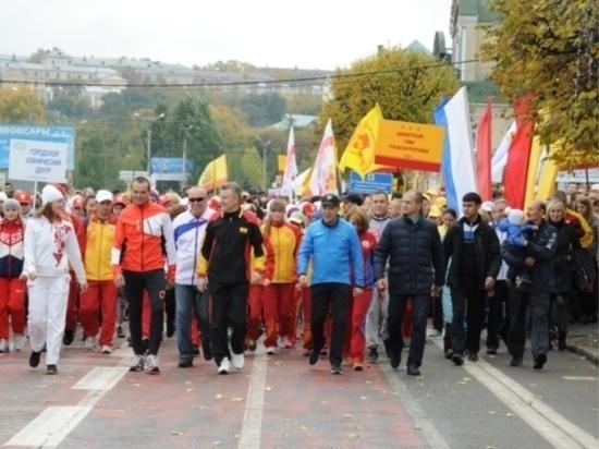 Всероссийский день ходьбы отметят вЛипецке
