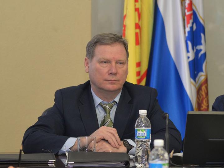 Главой Чебоксар избран проректор Чувашского госуниверситета Евгений Кадышев