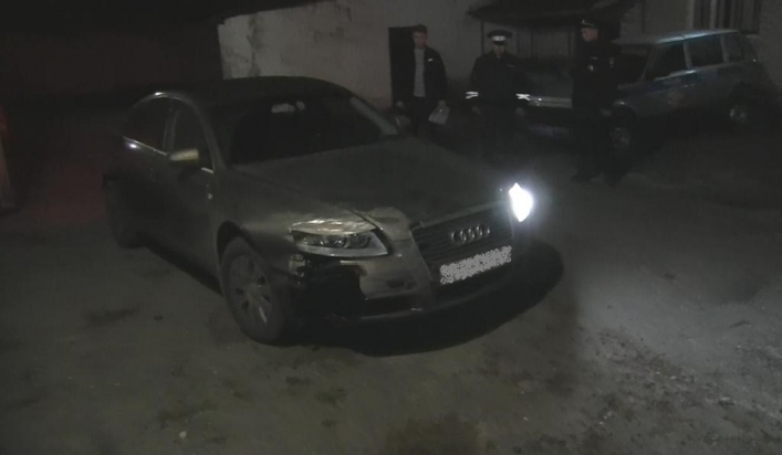 Чувашская Республика— ВЧувашии ищут иномарку, скрывшуюся после ДТП вКанашском районе