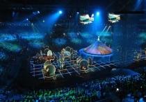 Открылся Всероссийский фестиваль молодежи и студентов в Сочи