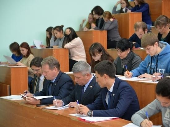 Неменее 1000 человек написали «Большой этнографический диктант» вКузбассе