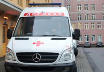 В Москве после падения полки госпитализирован воспитанник детского сада
