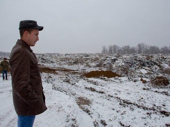 Федор Алексеев: «Тяжело закрывать  уже «закрытые» свалки»
