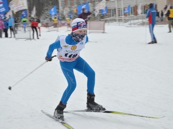 В Чувашии почти 200 лыжников приняли участие в «Рождественской гонке»