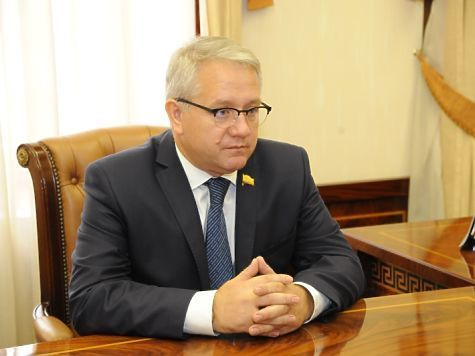 Игнатьев снял Исаева споста министра образования Чувашии