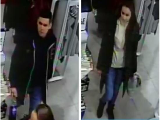 В Чебоксарах ищут молодую пару, похитившую забытую в банкомате карту