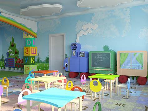 Интересное в детском саду